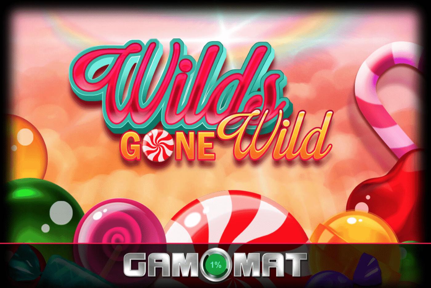 Wilds Gone Wild von Gamomat