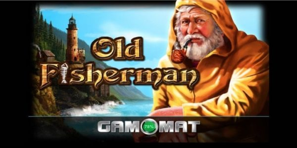 Old Fisherman Startbildschirm