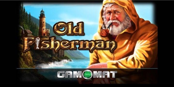 Old Fisherman Spielautomat von Gamomat