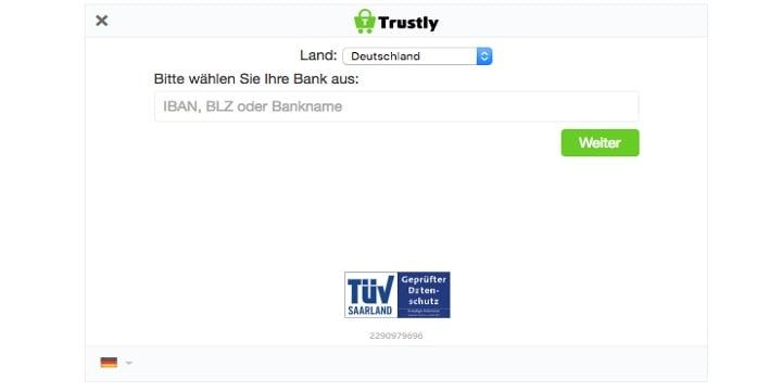 Speedy Trustly Online Casino