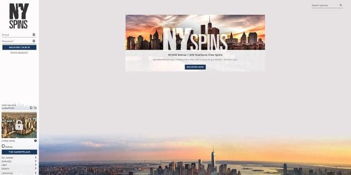 Aktionen - NYSpins Casino