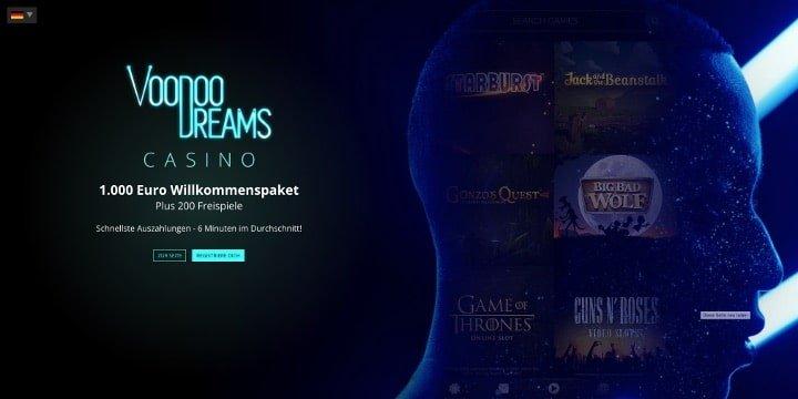 Bonus VoodooDreams Casino