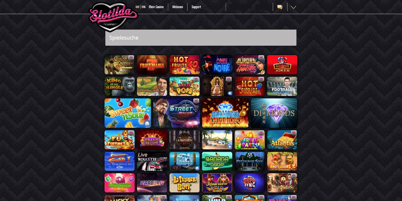 Slotilda Casino Slots