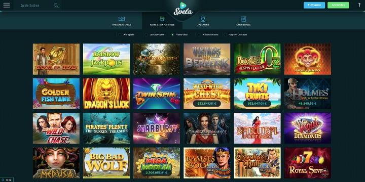 Spela Casino Slots