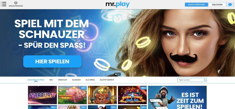 Mr. Play Casino