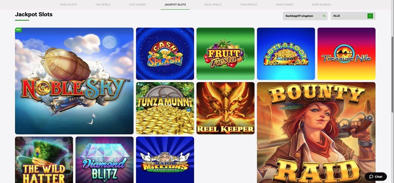 Zodiac Bet Casino Jackpots
