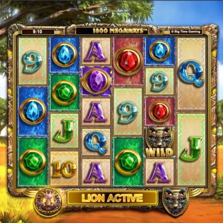 King of Cats Megaways Slot von Big Time Gaming