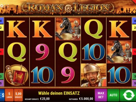Roman Legion Gamomat
