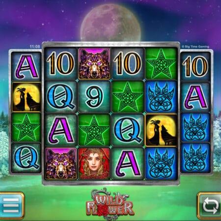 Wild Flower Slot von Big Time Gaming